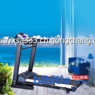 家用单功能电动升降气囊减震跑步机EX-709B图片