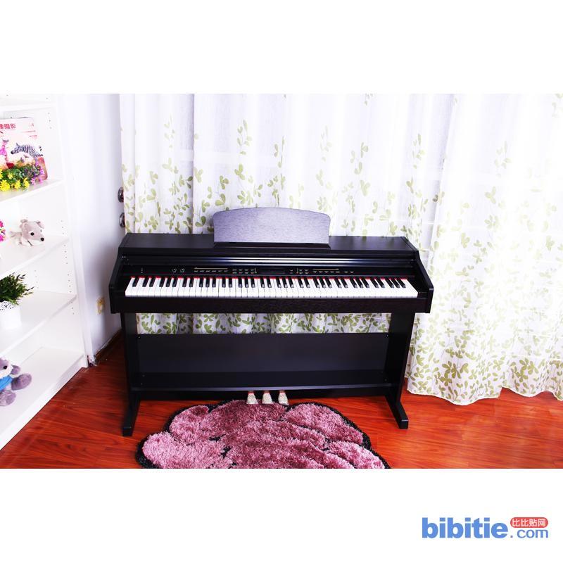 威斯曼wsmanOS-230电钢琴数码钢琴88键重锤电子钢琴图片