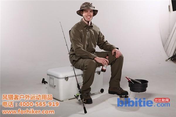 风猎者 钓鱼人最爱的速干衣 速干衣图片