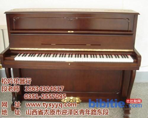 太原二手钢琴哪家便宜优惠?,太原二手钢琴,松吟乐器行图片