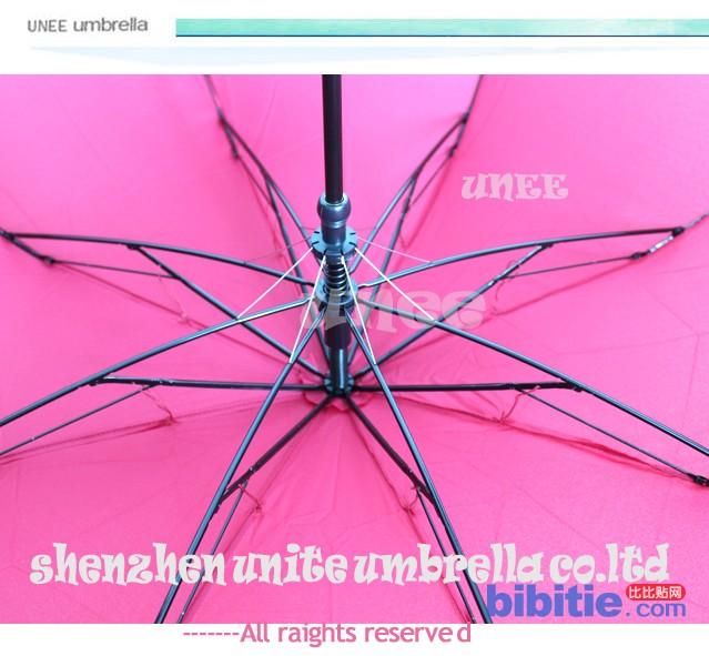 供应自动开收2折伞图片