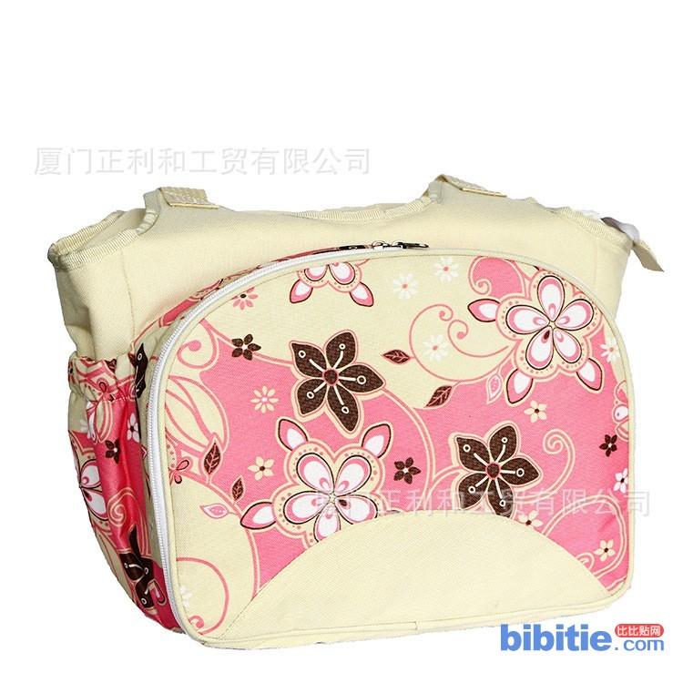 OEM 妈咪包+Z1460 材质 涤纶 图案 纯色 品牌 OEM 款图片