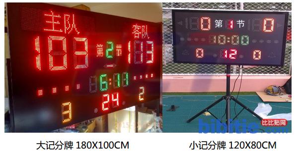 电子记分牌 多种球类比赛记分牌 ECT-PE02图片