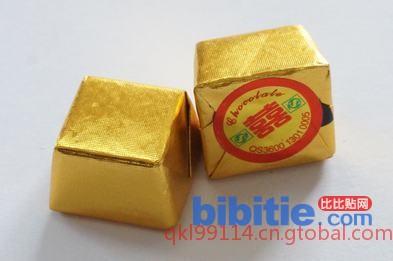 供应金块巧克力  金鹰食品图片