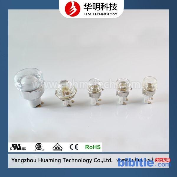 扬州华明 E14型号 烤箱灯,烤炉灯,微波炉灯,防爆指示灯图片