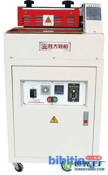 供应SD-GL830热熔胶上糊机/过胶机图片