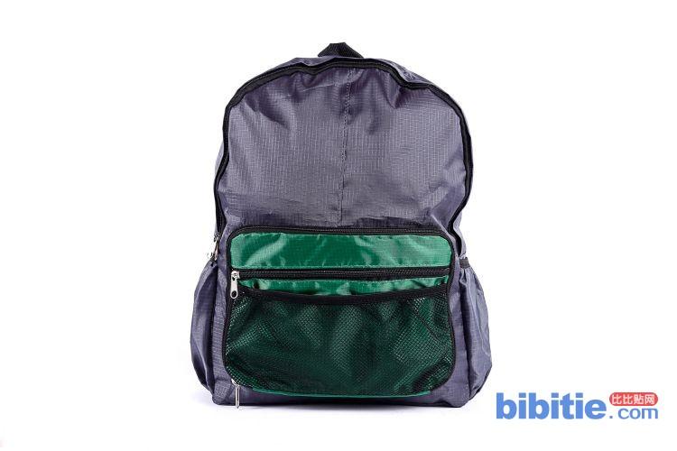 韩国大容量旅行折叠双肩背包收纳包多功能折叠双肩包图片