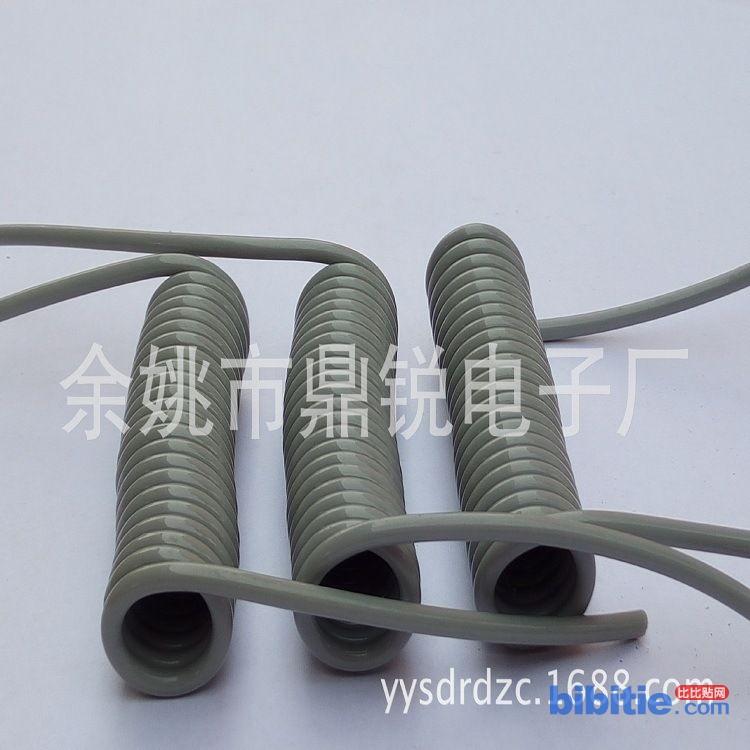 宁波厂家供应PU弹簧绳  环保 可定做图片