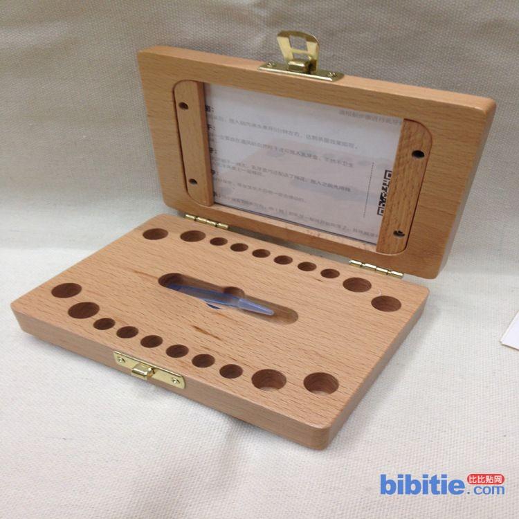 厂家直销 定做木质松木纯手工宝宝纪念胎毛乳牙盒儿童乳牙保存盒图片
