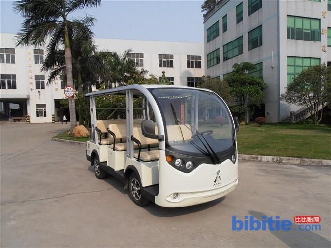 电动观光车、电动摆渡车、电动看房车、电动接驳车、电动礼宾车、电动旅游车图片
