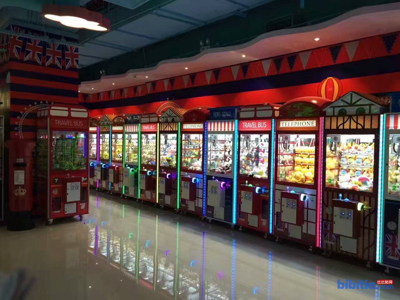 广州慧儿星电子科技有限公司直销夹娃娃机、夹公仔机  娃娃机厂家直销 广州游戏机厂家图片