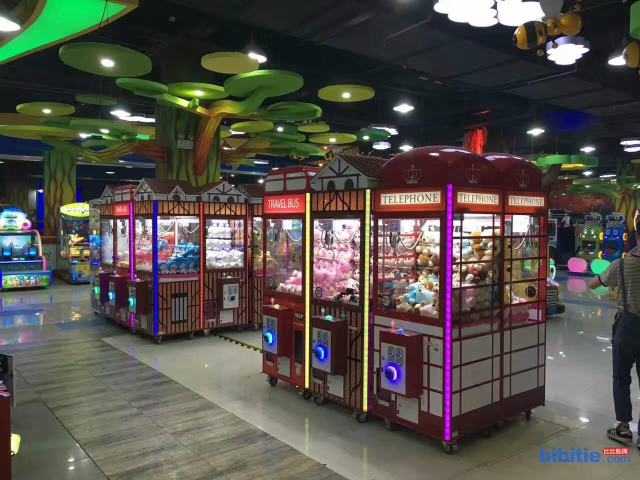 娃娃机厂家直销  英伦风娃娃机 慧儿星动漫游戏机厂家夹娃娃机夹公仔机图片