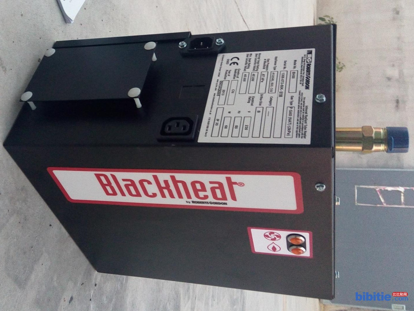 燃气辐射采暖美国RG公司中国总代理图片