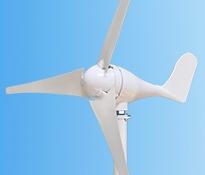 S型风力发电机图片