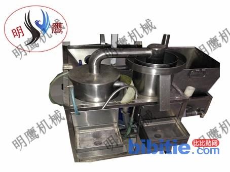 全自动不锈钢多功能商用洗米机图片