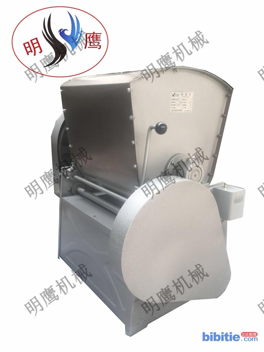 全自动多功能商用HWT-12.5型-刀式不锈钢和面机图片