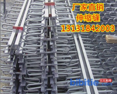 SD80型伸缩缝 型钢高度7.5cm图片