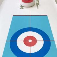 供应陆地冰壶赛道及配套产品个性定制冰壶赛赛道图片