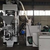 Y郑州全自动金属屑压块机安全高效产量高图片