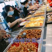 食堂承包 企业饭堂承包 工地包餐 法定节日免费加餐图片