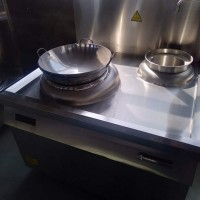 河南商用大功率电磁炉图片