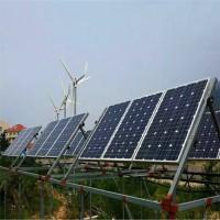 太阳能光伏板 蓄电池使用年限用途图片