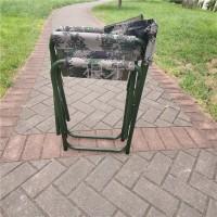 便携式兵用野战作训椅部队参谋指作业挥椅户外折叠式导演椅沙滩椅图片