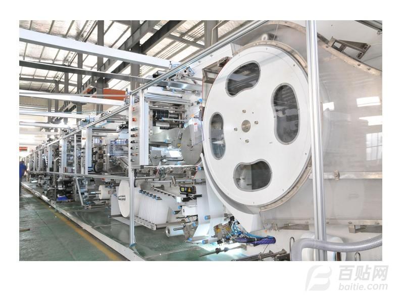 自动包装机——福建划算的成人纸尿裤机械图片