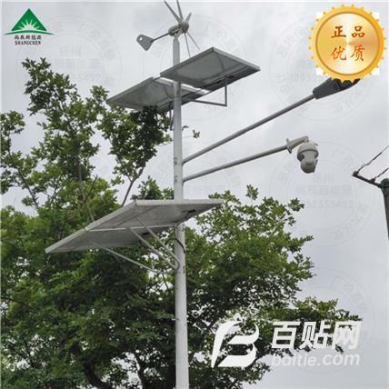 太阳能摄像头风光互补4G网络球机无线红外夜视摄像 养殖监控路灯图片