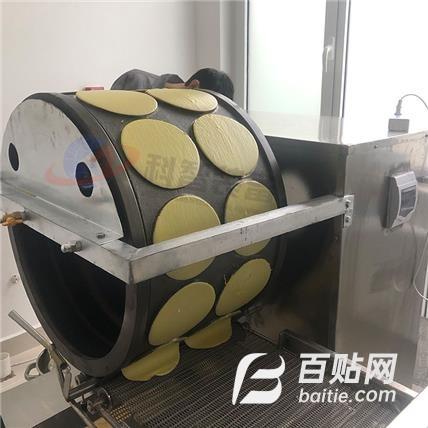 蛋皮机器 新型设备全自动蛋皮机专用设备图片