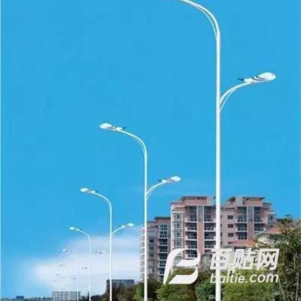 市电道路灯 照明路灯 高低臂市电路灯 市电改造路灯 led市电路灯图片