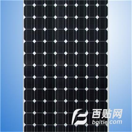 太阳能电池板 诚聚照明 100w太阳能电池板 太阳能组件 光伏电池板图片
