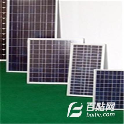 太阳能电池板 太阳能板 多晶太阳能电池板 太阳能电池组 200w太阳能电池板图片