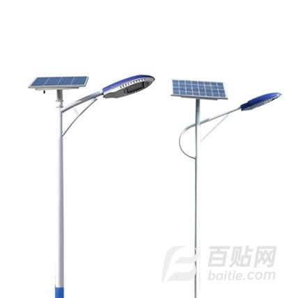 路灯 厂家定制户外新农村led一体化太阳能路灯 6米市政工程道路灯图片