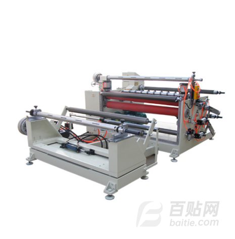 不锈钢网分切机 金属网分切机 铜铝箔分切机 导电布分条机图片