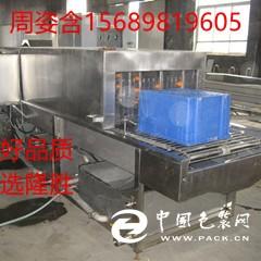 高压洗筐机烘干洗筐机流水线生产厂家图片