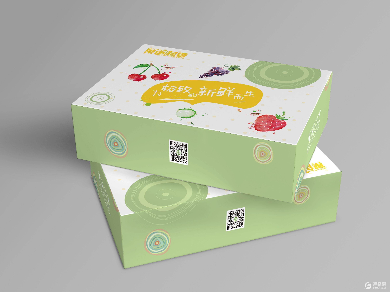 重庆海鲜包装盒-重庆水果包装盒-重庆个性包装盒制作图片