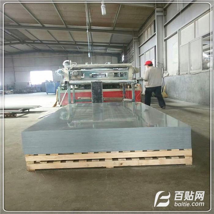 pvc板 塑料板材易焊接耐腐蚀 pvc板材批发图片