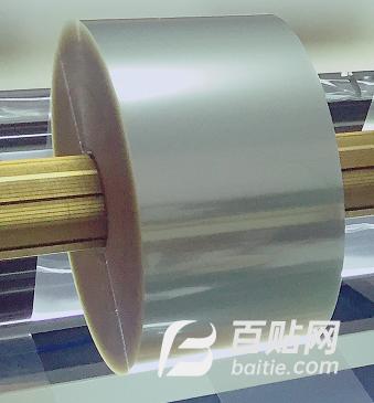 供应6+5厚度pu胶保护膜图片