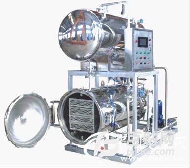 厂家直销zfjy700双层电加热杀菌锅图片