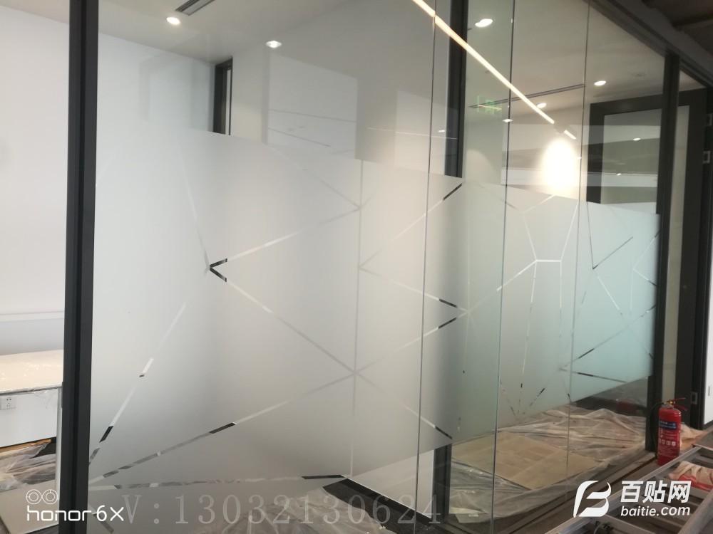 上海玻璃贴膜联系方式图片