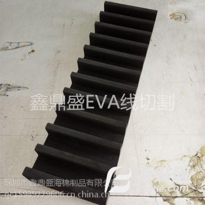 供应玻璃制品工艺品电子产品包装托盘 EVA泡棉内衬 缓冲防震海绵图片