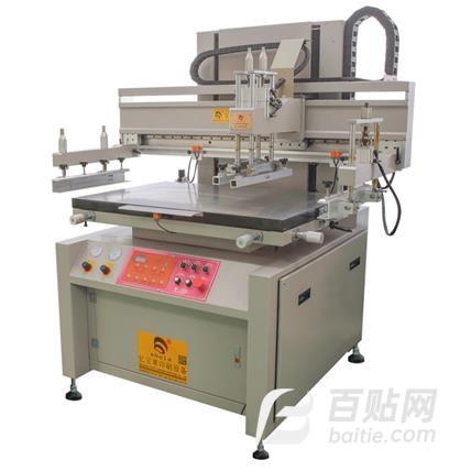导电银浆自动丝网印刷机图片
