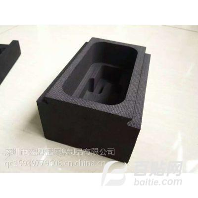 首饰盒海绵包装制品 海绵EVA内衬生产厂家图片