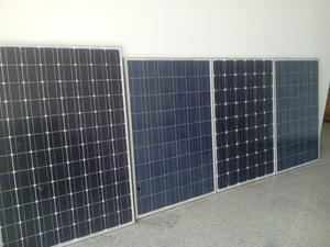 风之翼KW光伏发电系统太阳能发电机组图片