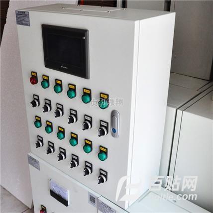 养猪场配种猪舍综合环境电控柜贞利领翔 猪舍环境控制器配电柜温控箱实力商家图片