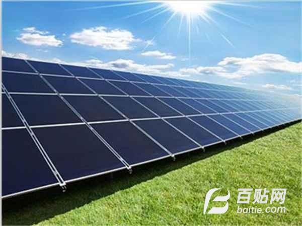 山东环保节能光伏发电工程图片