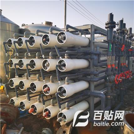 现货出售二手水处理设备 二手超滤设备 汨鸿设备 EDI设备 生活饮用水处理图片