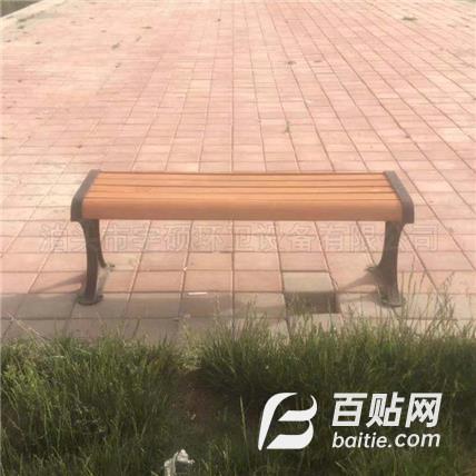 公园椅户外长椅 休息长凳 广场长排无靠背座椅 宇硕环卫定制图片