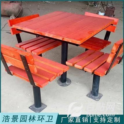厂家直销 户外长椅子 防腐实木园林椅 广场公园休闲椅 量大均可酌情优惠图片